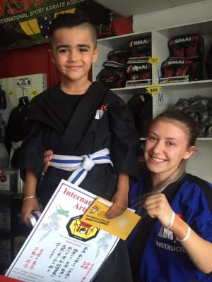 8 TIPS TO HELP YOUR CHILD PASSES THEIR UPCOMING GRADING AT IMC ENGADINE - Karate/Kickboxing School