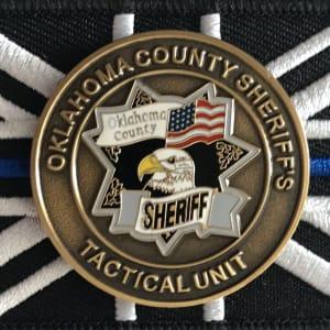 Training with the Oklahoma City SWAT