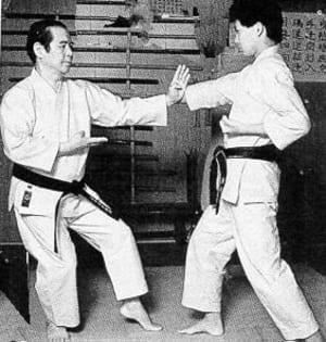 Masters of Karate: Manzo Iwata