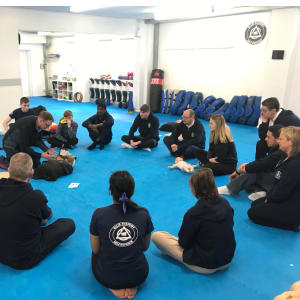 Instructor First Aid Training