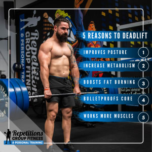 5 Reasons To Deadlift