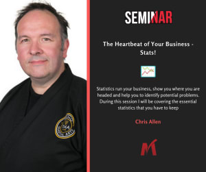 Shihan Chris Allen from Tring Martial Arts Academy to speak at UK Martial Arts Summit 2020