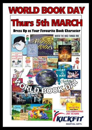 World Book Day, Readers are Leaders