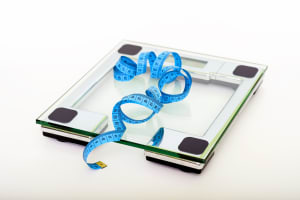 Why isn't the weight scale changing?