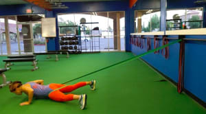 Form Friday: Banded Full Burpees