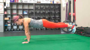 Form Friday: TRX Atomic Push-Ups