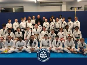 Teens Karate / Kickboxing