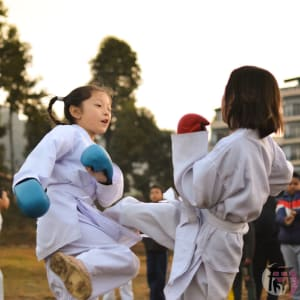 4 Benefits of Martial Arts for Kids
