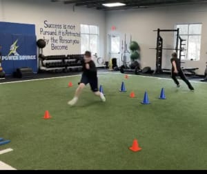 NEW!  Elite Strength, Speed & Conditioning Class for High School & College Athletes