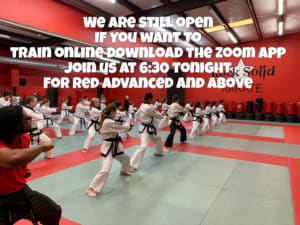 Red Advanced and above Class 6:30