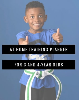 At home training planners