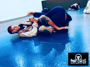 Reflect on Your Game #1:  Breathing for Jiu Jitsu