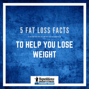5 Fat Loss Facts to Help You Lose Weight