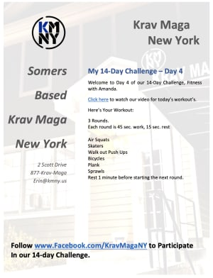Day 4 - My 14-Day Challenge