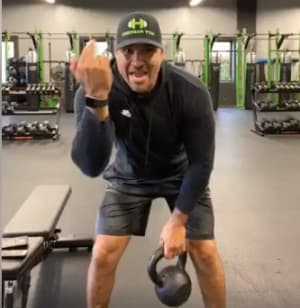 Live Stream Workout by Paul Rubio - Leg Day
