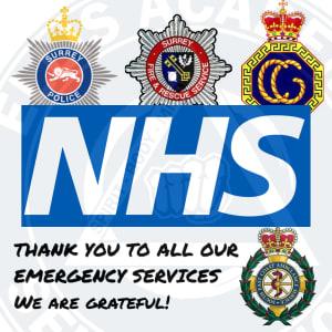 We are grateful.