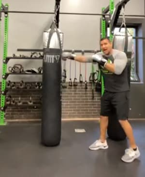 Live Stream Workout by Paul Rubio - Boxing