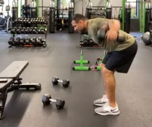 Live Stream Workout by Paul Rubio - Chest & Back