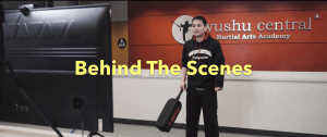 Behind the Scenes at Wushu Central