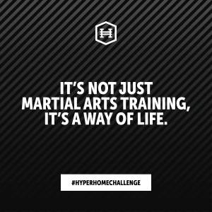 Martial Arts Is a Way of Life