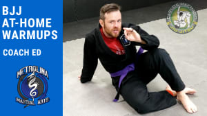 BJJ At-Home Warm-ups!