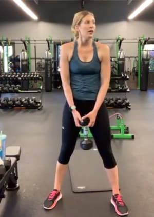Live Stream Workout by Coach Taylor - Leg Day