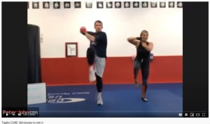 TaeBo CORE Special 30minute to win it workout