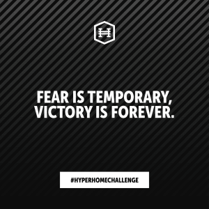 Fear Is Temporary, Victory is Forever