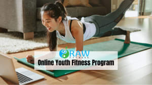 Online Kids Fitness Program