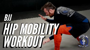 BJJ Hip Mobility Workout | Awaken those Hips | Stiff Hips Fix