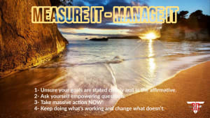 Measure It - Manage It!