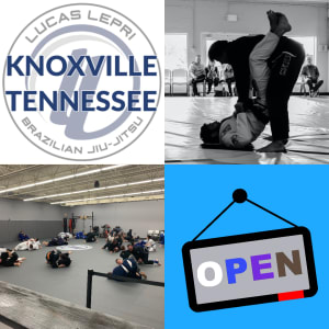 BRAZILIAN JIU JITSU CLASSES REOPENING IN KNOXVILLE