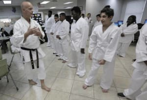 Martial Arts School Helps Students With Autism