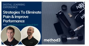 DLE - Strategies To Eliminate Pain & Improve Performance with Dr. Justin Brink