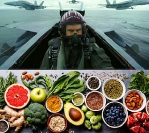 Fighter Pilot Food Plan