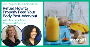 Advice From Your Local Dietician: How To Properly Refuel Post Workout