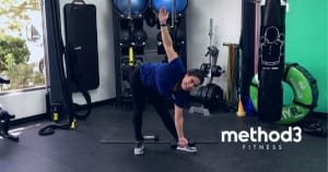 Tone Your Abs & Stretch Your Hips with This 5 Minute Workout