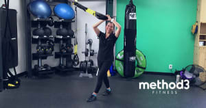 Tighten Your Abs with a TRX Core Workout via San Jose Personal Trainer