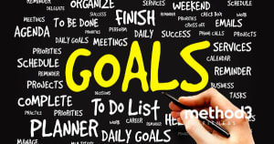 Improve Your Health By Setting & Working on Your Goals