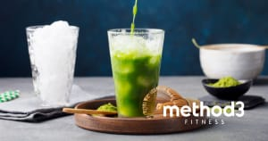 Weight Loss Friendly Protein Shake Recipe: Matcha Iced Protein Latte