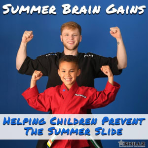 Summer Brain Gains – Helping Children Prevent the Summer Slide