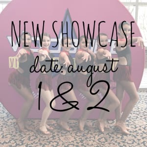 """The Greatest Show!"" Showcase 2020"
