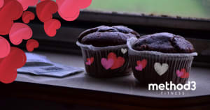 Guilt Free Chocolate Protein Muffins Recipe (Single Serving)