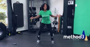 Workout On-The-Go 3: Cardio, Abs, & Glutes