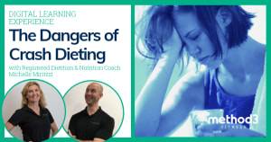 The Dangers of Crash Diets: The Cycle of Losing Weight and Gaining