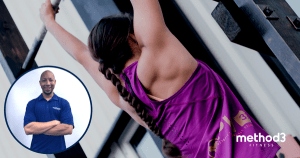 4 Steps to Completing Your First Pullup from a San Jose Personal Trainer
