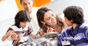 How To Raise Healthy Kids: Be a Healthy Role Model Parent