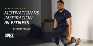 Motivation vs Inspiration in Fitness - By Henry Toraño