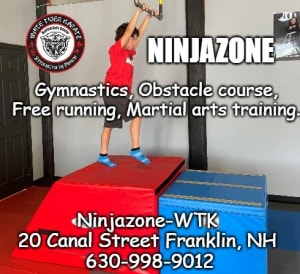 Ninjazone-WTK Obstacle courses for fun and fitness