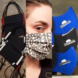 Come get your RIMA mask today!